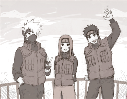 isn't Naruto just full of possible 'if only' moments …