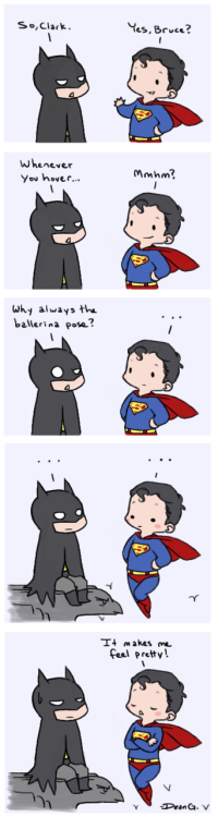 the-days-are:  So Clark… by *Fox4859