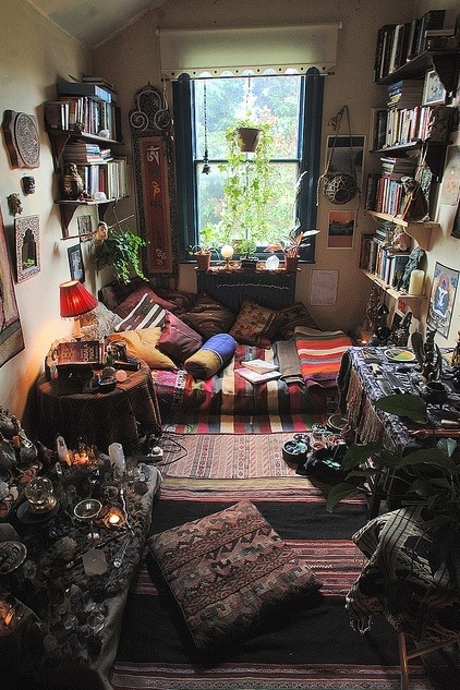 My Bohemian Home ~ Bedrooms and Guest Rooms If my baby boys grow up to be teenagers with rooms like this someday, I will be a very proud mama.