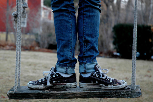 lovingdancer:  Team 31:: Judged :: Assignment # 9:: Chucks by Sheldon Art Association on Flickr.