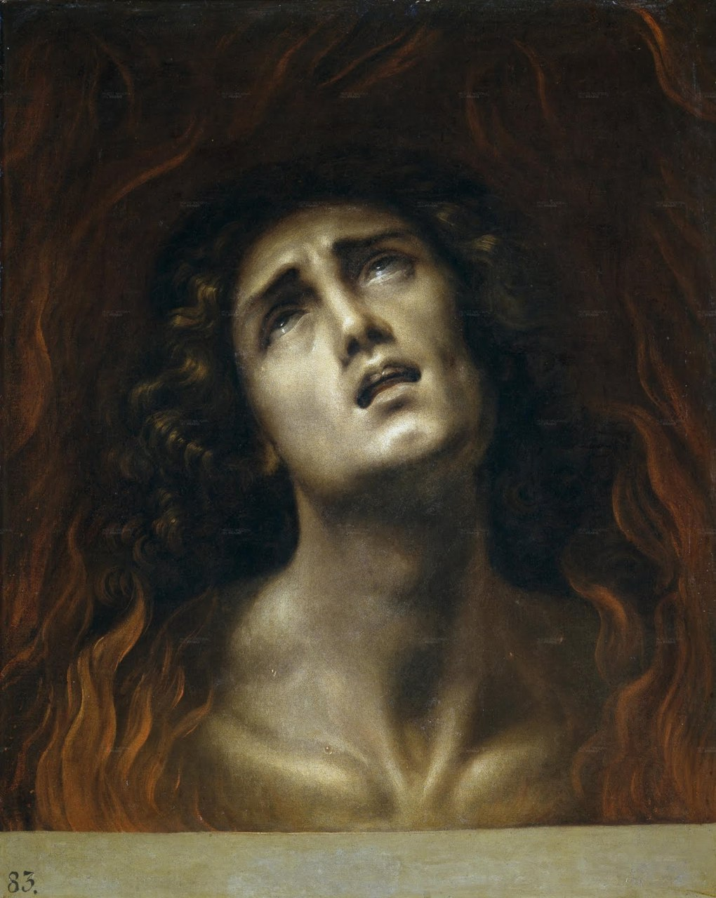 necspenecmetu:  Francisco Ribalta, The Soul in Pain, c. 1605-10