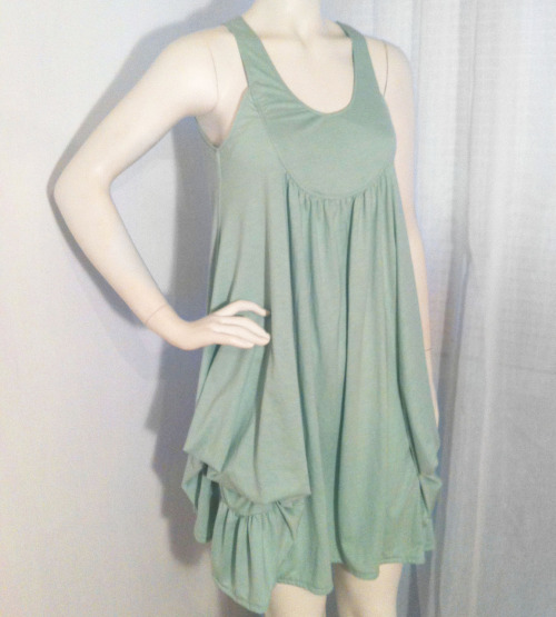 Drapey Chic Dress. New item on Etsy. Sense of fashion coming soon!