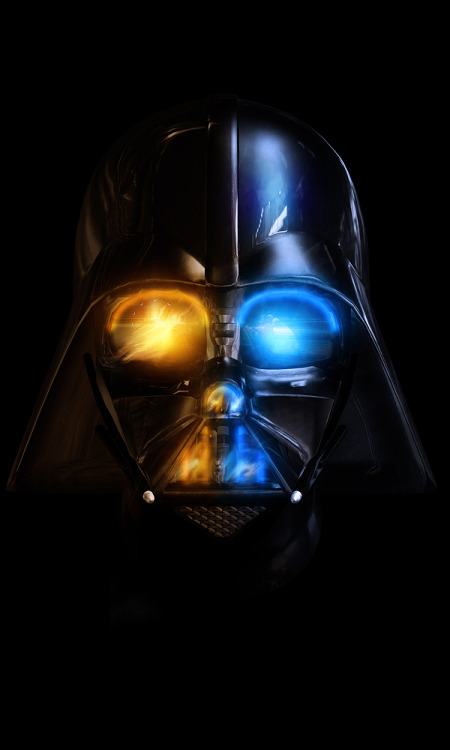 drskywalker:  pacalin:  Darth Vader - by Lucas Stoque  Ossss sensei