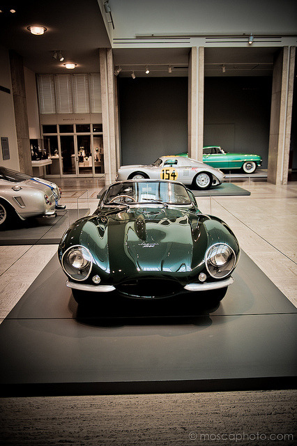 hotphotography:  1957 Jaguar XK-SS Roadster, No. 713 by MoscaPhoto on Flickr.
