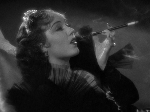 Fay Wray in It Happened in Hollywood (1937) Image Source: Deeper into Movies