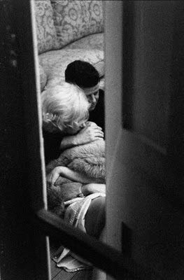 JFK&Marilyn. Naughty makes nice.
