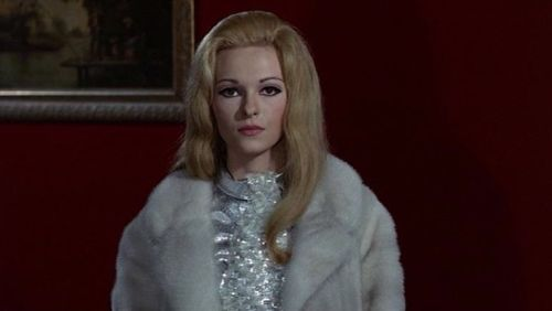 Maria Rohm in Venus in Furs (1969) Image Source: Ferdy on Films