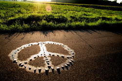 Peace by Lauren Dahlhauser on Flickr.