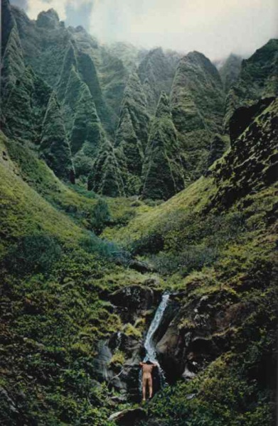 Kalalau Valley, November 1977