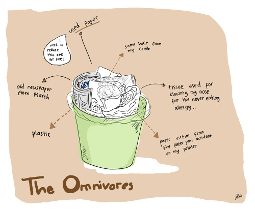 August 16th, 2011 The Omnivores. All works by Bea Ariani Putri © 2011. All rights reserved