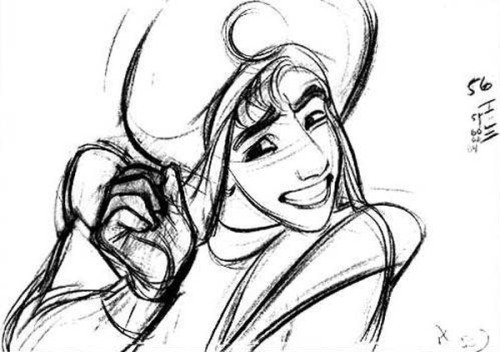 Aladdin By Glen Keane