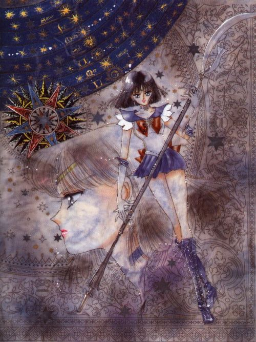 sailormooncollectibles:  Day 15 – Best Outer Senshi attack Sailor Saturn's Silence Glaive Surprise, just because of the sheer amount of power. It kinda sucks we only see it once in the anime!