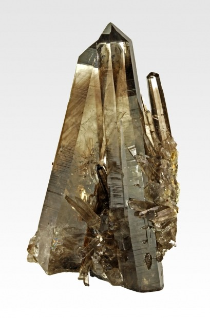 Smoky Quartz from Mexico