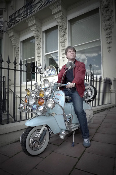 Baracuta Spot - Jonny Owen  Jonny Owen here proudly wearing his Maroon G9!