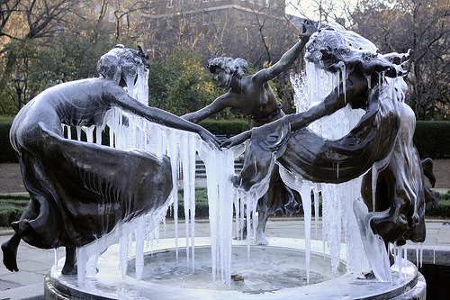 systematichoney:    untermeyer fountain (by Ralph Hockens)