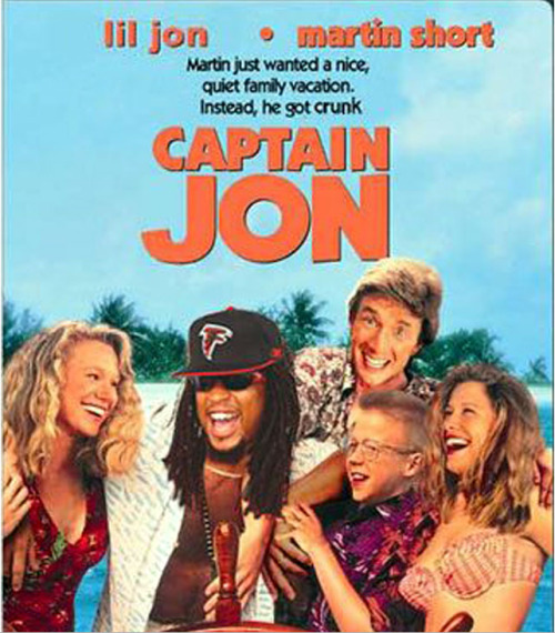 captain jon is coming to the party this weekend