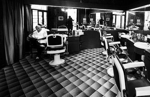 Barber In Italian : ALEX NACKMAN ? Barbershop Politics