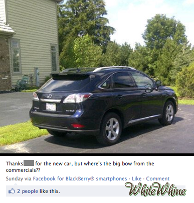 "whitewhine:  ""Just give me the Lexus at Christmas when you it can have the fucking bow!"""