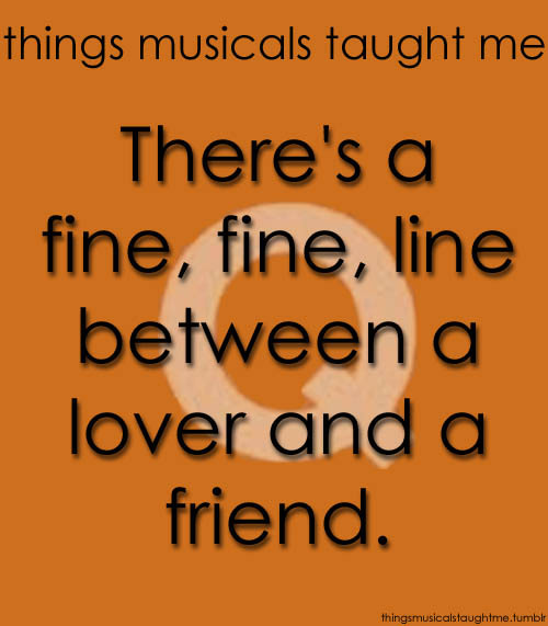 thingsmusicalstaughtme:  Submitted by Felicity-avenal.