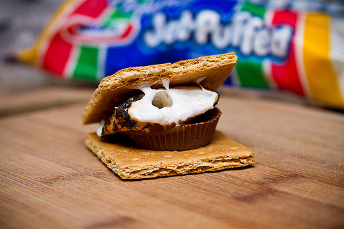 ffoodd:  (via 8.12.2011 S'mores (224/365) | Flickr - Photo Sharing!)