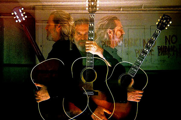 "latimes:  Jeff Bridges plays to his musician side: The actor, who won an Oscar for playing a country singer in ""Crazy Heart,"" is set to release his major-label debut album. T Bone Burnett, his producer, says, ""This is not a lark."" Photo credit Genaro Molina / Los Angeles Times"
