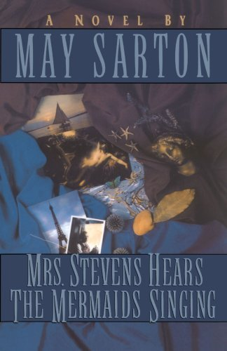 queerbookrecs:  Mrs. Stevens Hears the Mermaids Singing (1993) by May Sarton, tells the story of an elderly writer who is being interviewed on her life. She reflects upon what she has learned about making art, romance and gender, and age.