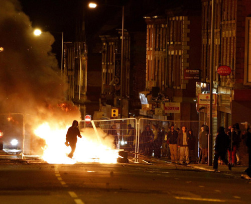 discoverynews:  Food Prices May Predict Riots Food prices often set the stage for riots around the globe, according to one group of scientists that submitted an analysis this week. Read more