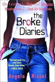 September Book Club Selection -The Broke Diaries by Angela Nissel I've heard of this book numerous times, only because Luvvie, noted humor blogger and fellow book lover, has ranted and raved about it being one of her faves. Nissel's writing is known to tickle your funny bone, so much so that she has branched out from being a blogger herself, to an author, and writer and co-producer for the television sitcom, Scrubs. I am a little far removed from the struggle that is associated with being a student (which is the entire premise of the book), but in this cold economy, no one can be too sure about their future financial situation. I'll be open for the laughs throughout the story, but I'll also have my eyes open for a few cost effective ways to stay afloat should my luck take an unexpected nose dive.