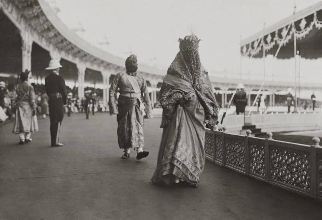 "muslimwomeninhistory:   Begum of Bhopal at the 1911 Delhi Durbar. Photo: The Alkazi Collection photography  The Four Begums of Bhopal - Rulers Between 1819 and 1926 four Muslim women rulers reigned over Bhopal, the second largest Muslim state of India, despite staunch opposition from powerful neighbors and male claimants. Even the British India Company initially opposed female rule in Bhopal until the Begums quoted Queen Victoria as their model and inspiration. Each Begum—or Queen—impressed her own personality on the role and succeeded in reigning over a mostly Hindu population. Qudisa, the first Begum, was supported by her powerful French-Bourbon Prime Minister in her departure from the traditional. She was succeeded in 1844 by Sikandar, her only daughter, who was also followed by her only daughter, the highly controversial Shahjehan. The story ends with the last Begum, Sultan Jehan, and her abdication in favor of her son, the first male ruler (Nawab) of Bhopal in five generations. (Via ""The Begum of Bhopal"") Begum Jahan, a highly educated woman, financed one of the most respected Urdu biographies of the Prophet Muhammad written by Sulaiman Nadwi. (via) She also wore a full niqab while attending the coronation of King George V in 1911. Shah-Jahan Begum was known for commencing the construction of the Taj-ul-Masjid mosque in Bhopal and for other public work projects such as subsidising the cost of a railway to be constructed between Hoshangabad and Bhopal. (Via Old Indian Photos) More Information 1.) The Begums of Bhopal: A History of the Princely State of Bhopal (Book) 2.) Begums Of Bhopal (Book) 3.) VEILED BEGUM OF BHOPAL.; Indian Ruler In London Says She Liked Mme. Tussaud's. (New York Times Article dated October 8, 1911) 4.) Photos 5.) Wikipedia Page (Can also learn a lot from Google searches)"