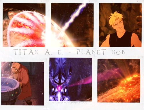 100 Favorite Movies→ 2 | Titan A. E.