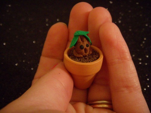 Baby Mandrake by emrose88 on deviantART
