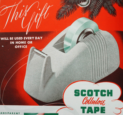 Scotch Tape Advertisement
