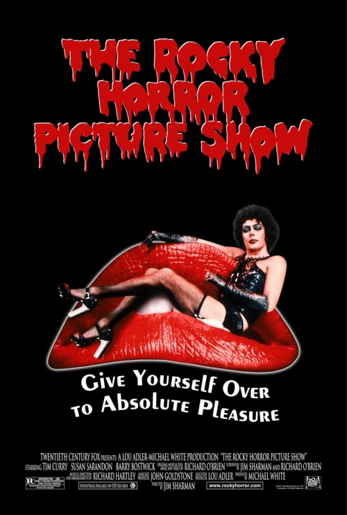 gayginger:  24 Hours of Movies I Love Rocky Horror Picture Show