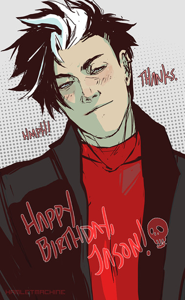 hamletmachine:  ♥Happy Birthday, Jason Todd!♥