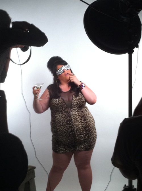 Our girl Snooks did a Photoshoot for the Chicago Tribune's RedEye! Watch for her on the cover this Saturday the 20th!