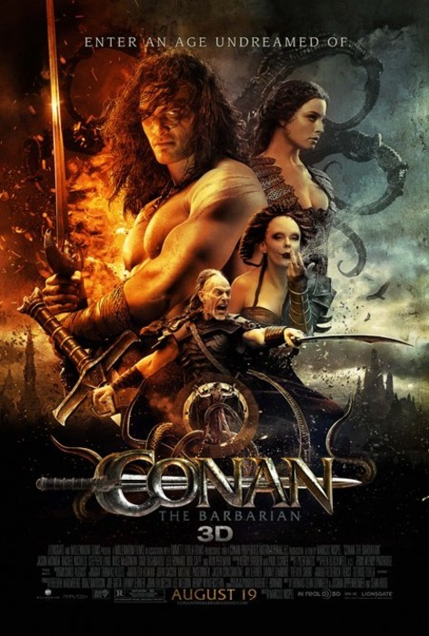 (#97) Conan the Barbarian - 2011 - Directed by Marcus Nispel Had potential, but ultimately it came off as very silly with horribly wooden acting. Avoid at all costs.