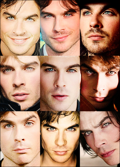 Things I love about Ian Somerhalder: His Eyes