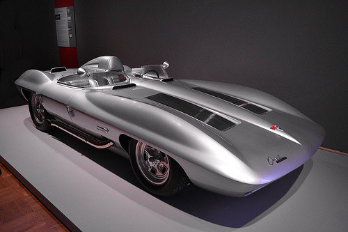automotivated:  '59 Corvette (by songseeds)
