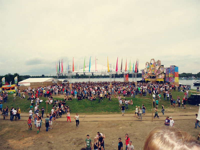 """Solar Weekend Festival 2011, Roermond, the Netherlands"""