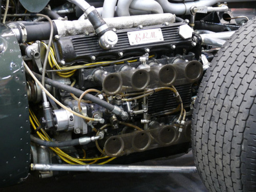 BRM H16 Engine