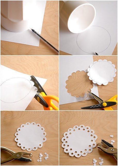 Love doilies! Now I can make my own!