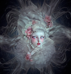 imagifer:  rose bleed by *NatalieShau   one word wowo! ok maybe three this is beautiful!