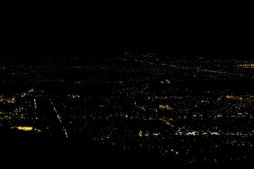 Night view of Islamabad