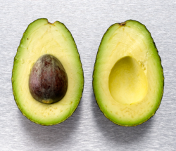 Avocado's are extremely high in protein. They can help prevent many various types of cancers, they assist in the health of the eyes, help lower cholesterol, bring about a healthy heart and are extremely high in glutathione, which is an antioxidant which helps to prevent cancer, aging, and heart disease. Avocado's are not a bad fat. They are high in Vitamin E, which is an essential vitamin to fight all sorts of disease.  Remember: When eating a salad, you need a fat in the salad in order to digest all of the nutrients, otherwise you only receive 25-30% of the nutrients from the salad. Opt for a healthy fat, like an avocado(or walnuts) before you decide to reach for the salad dressing which has little to no nutrients.