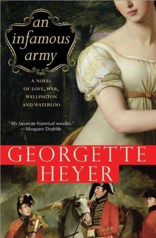 Just added to our collection: An Infamous Army, by Georgette Heyer.