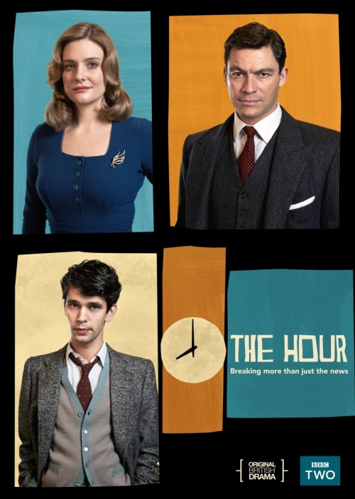 Underrated in 2011 - The Hour continued to prove that British television wipes the floor with almost everything that America puts on the air. If you didn't watch it, it's an easily digestible 6 hour series and will entangle you as well as any so-called American drama. popculturebrain:  Programming Note: The Hour premieres tonight on BBC America at 10 pm It's been described as Mad Men meets Broadcast News meets James Bond and should be quite good.