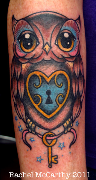 Cutie owl I did today!