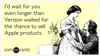 someecards does it again… and this time, apparently, with verizon's approval?  http://www.facebook.com/verizon?sk=app_114794571946708