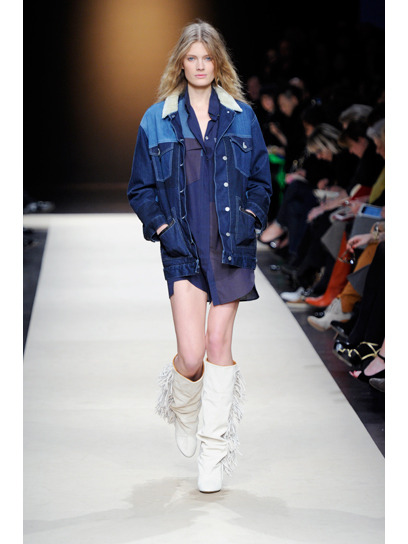 LOVE LOVE LOVE DENIM <3 ISABEL MARANT <3