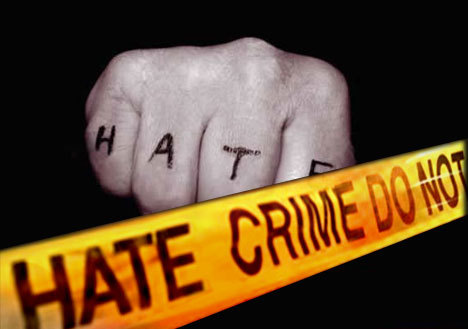 "nezua:  hsnews:    Hate Crimes Against Latinos Increase by Almost 47% in California  Attorney General Kamala D. Harris today announced that the number of reported hate crimes in California held steady in 2010. In 2010, there were 1,107 hate crime events reported statewide, and in 2009 the number of hate crimes reported statewide was 1,100. ""A crime that is motivated by hate is a crime against all people,"" Attorney General Harris said. ""We will monitor and prosecute these cases to the fullest extent of the law."" Click for story  And some wonder why we got our back up."